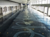 Terrazzo design, 40\' x 500\', Phoenix Sky Harbor Airport