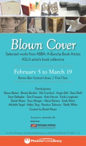 Blown Cover exhibition